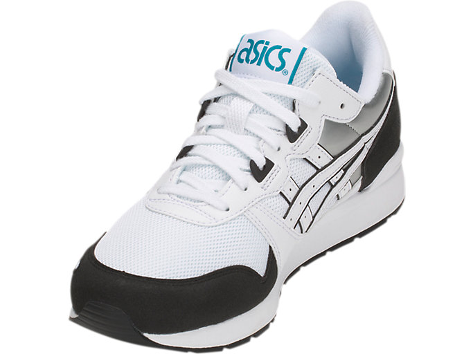 Front Left view of GEL-LYTE™, WHITE/WHITE