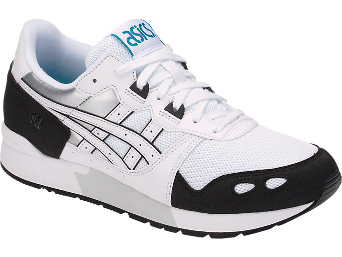 Front Right view of GEL-LYTE™, WHITE/WHITE
