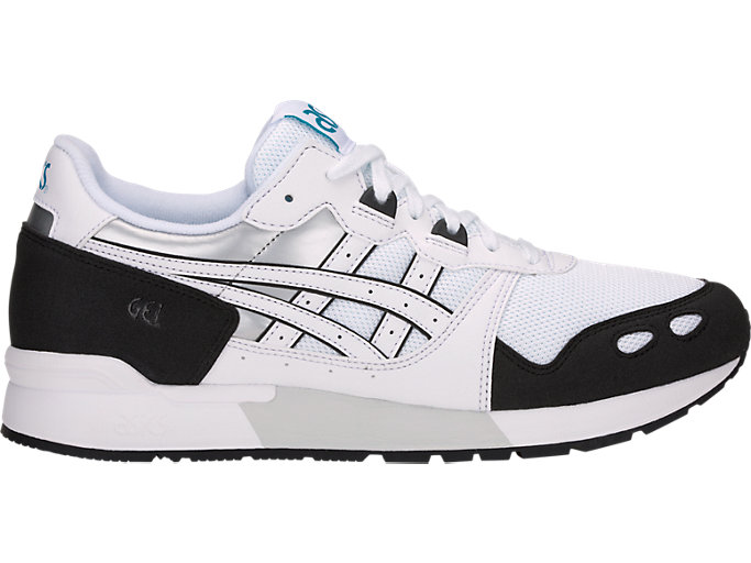 Right side view of GEL-LYTE, WHITE/WHITE