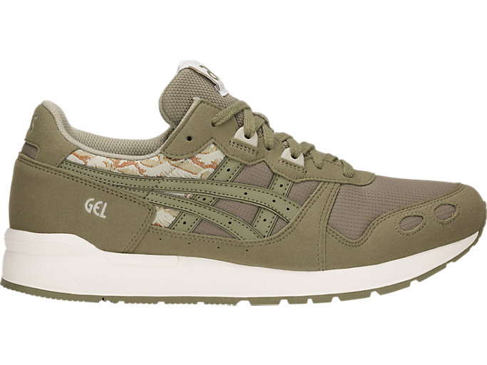 Right side view of GEL-LYTE, ALOE/ALOE