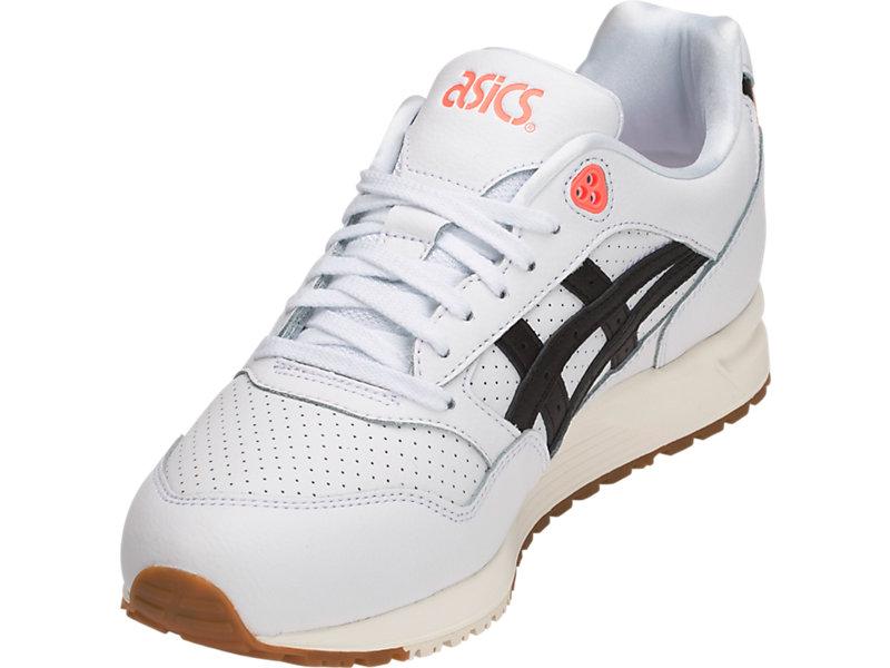 GEL-Saga White/Black 9 FL