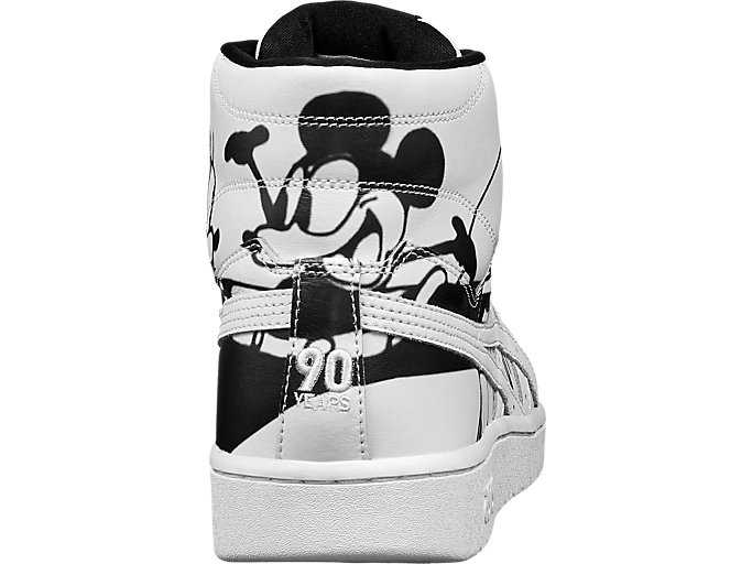 Back view of GEL-PTG Disney, WHITE/WHITE