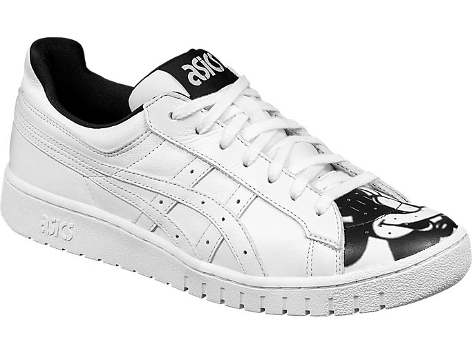 Front Right view of GEL-PTG Disney, WHITE/BLACK