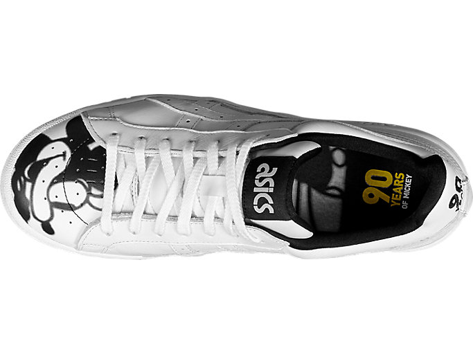 Top view of GEL-PTG Disney, WHITE/BLACK