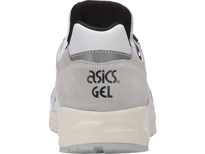Back view of GEL-DS TRAINER OG, WHITE/WHITE