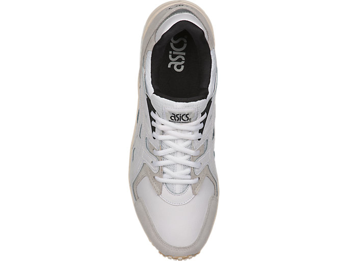 Top view of GEL-DS TRAINER OG, WHITE/WHITE