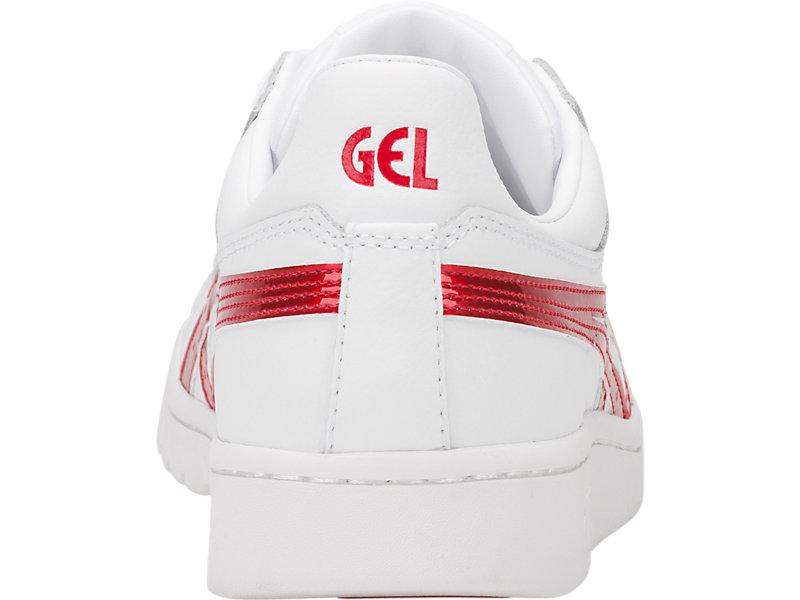 GEL-PTG WHITE/CLASSIC RED 21 BK