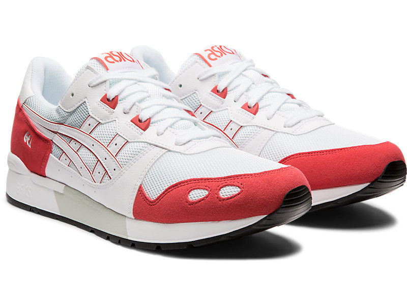GEL-Lyte White/Rouge 5 FR