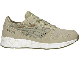 Right side view of HyperGEL-LYTE, KHAKI/KHAKI