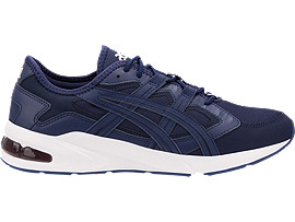Right side view of GEL-KAYANO 5.1, PEACOAT/INDIGO BLUE