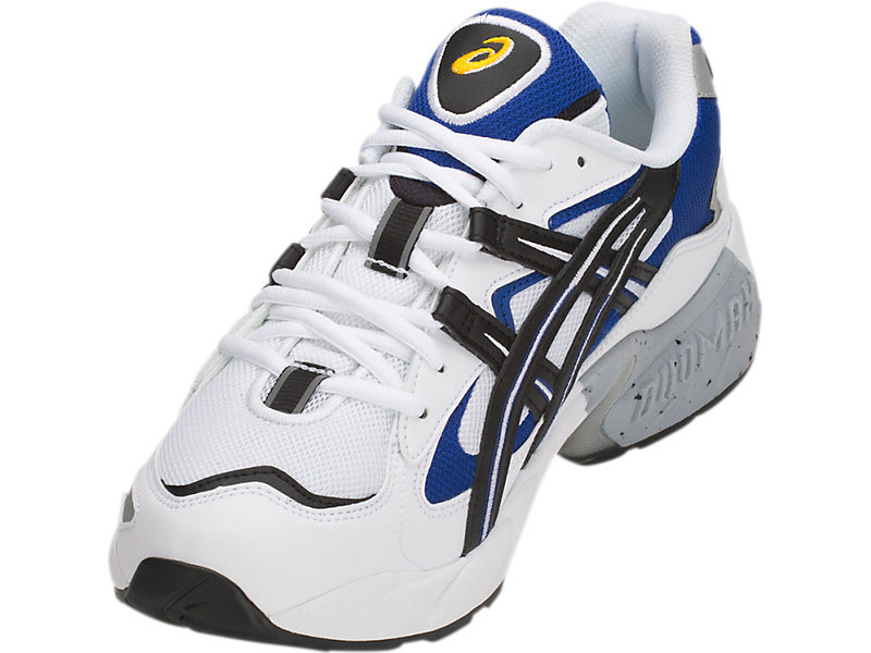 GEL-KAYANO 5 OG WHITE/BLACK 9 FL
