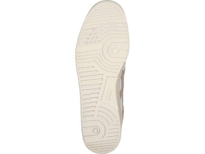 Bottom view of GEL-VICKKA TRS, WHITE/KHAKI