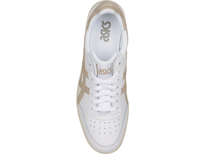 Top view of GEL-VICKKA TRS, WHITE/KHAKI