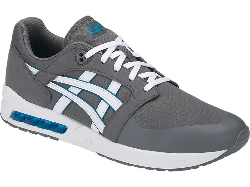 GEL-SAGA SOU STEEL GREY/WHITE 5 FR