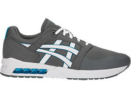 GELSAGA SOU, STEEL GREY/WHITE