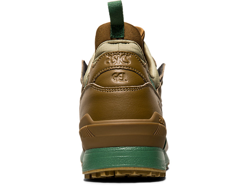 GEL-Lyte MT Chestnut/Hunter Green 25 BK
