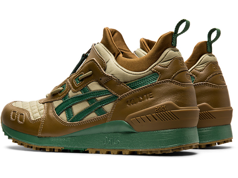 GEL-Lyte MT Chestnut/Hunter Green 9 FL