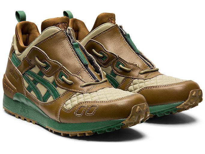 ASICS Tiger Men/'s Gel-Lyte MT Zip Outdoor Sneakers