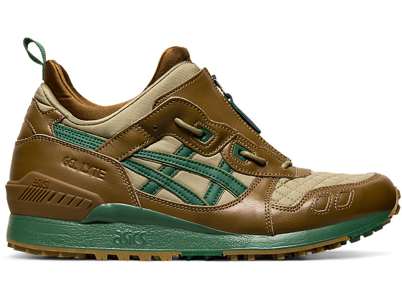 GEL-Lyte MT Chestnut/Hunter Green 1 RT