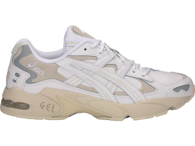 GEL-KAYANO 5 OG, WHITE/WHITE