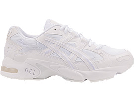 Right side view of GEL-KAYANO™ 5 OG, WHITE/WHITE