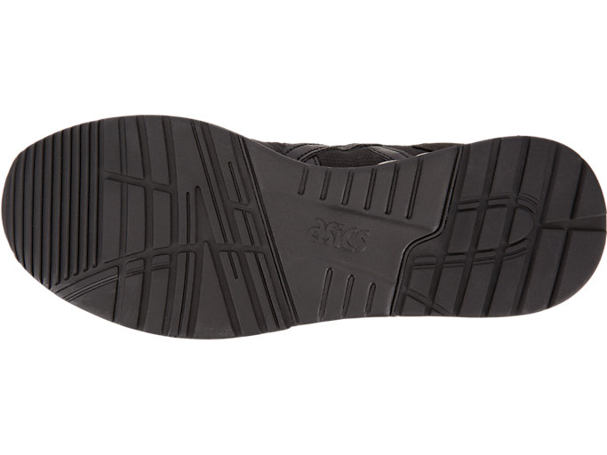 Bottom view of GEL-SAGA SOU, BLACK/BLACK