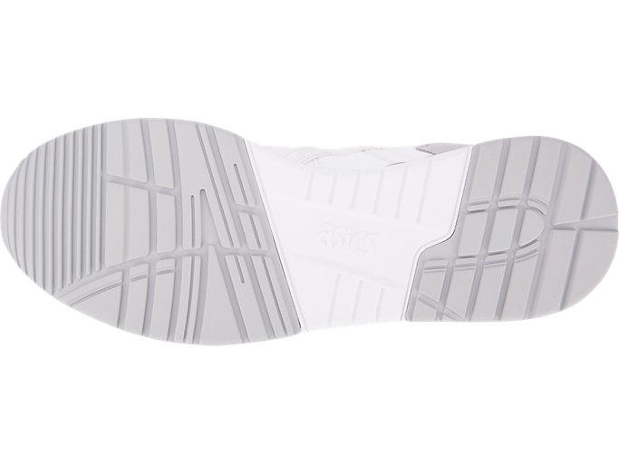 Bottom view of GEL-SAGA SOU, WHITE/MID GREY