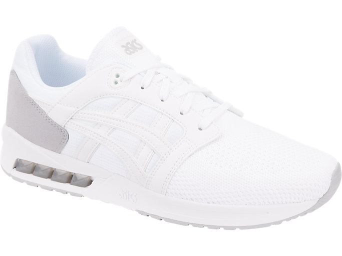 Front Right view of GEL-SAGA SOU, WHITE/MID GREY