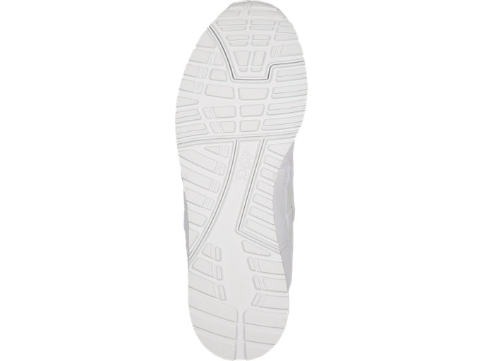 Bottom view of GELSAGA™, WHITE/WHITE
