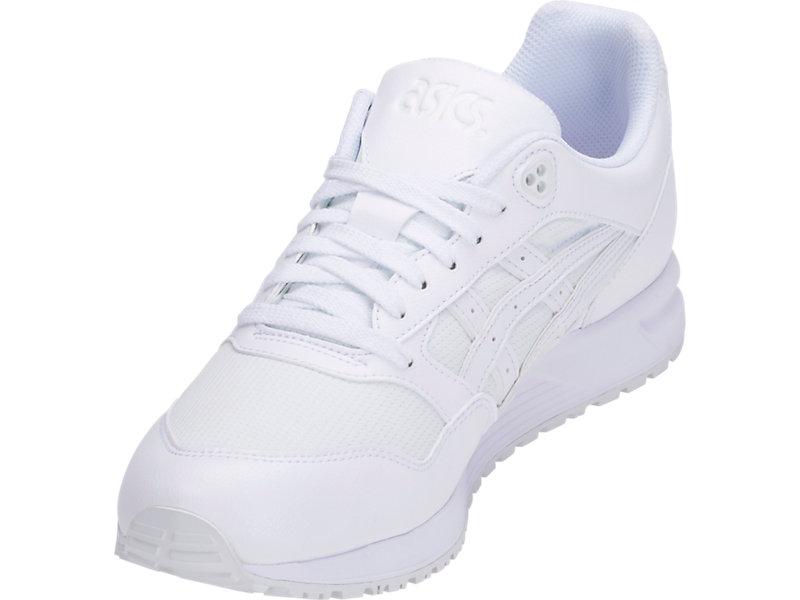 GEL-Saga White/White 9 FL