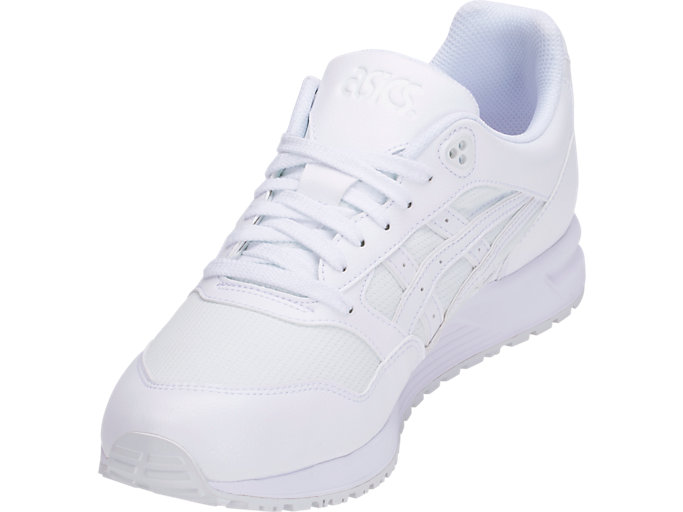 Front Left view of GELSAGA™, WHITE/WHITE
