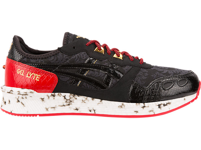 Right side view of HYPER GEL-LYTE
