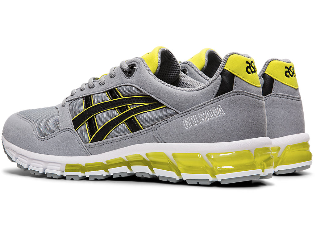 thumbnail 20 - ASICS Tiger Men's GELSAGA 180 Shoes 1191A160