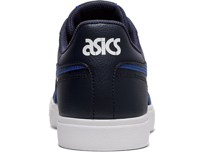 Back view of CLASSIC CT, MIDNIGHT/ASICS BLUE