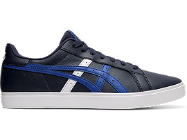 Right side view of CLASSIC CT, MIDNIGHT/ASICS BLUE