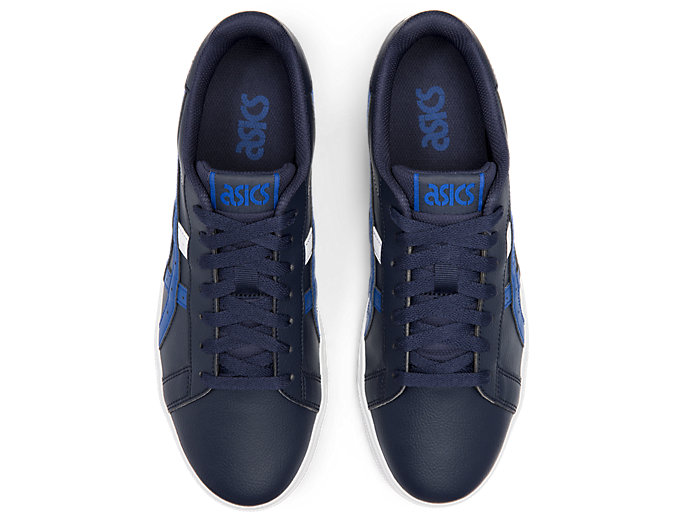 Top view of CLASSIC CT, MIDNIGHT/ASICS BLUE