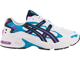 GEL-KAYANO 5 OG, WHITE/MIDNIGHT
