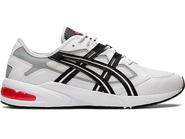 GEL-KAYANO 5.1, WHITE/BLACK