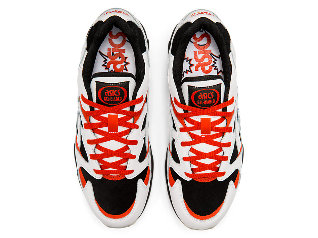 ASICS-Tiger-Men-039-s-GEL-Diablo-Shoes-1191A199 thumbnail 14