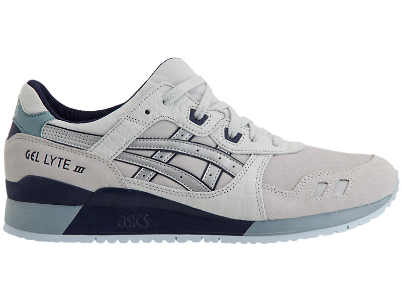 100% authentic cdb17 b4ee5 GEL-LYTE III | MEN | Glacier Grey/Silver | ASICS Tiger ...