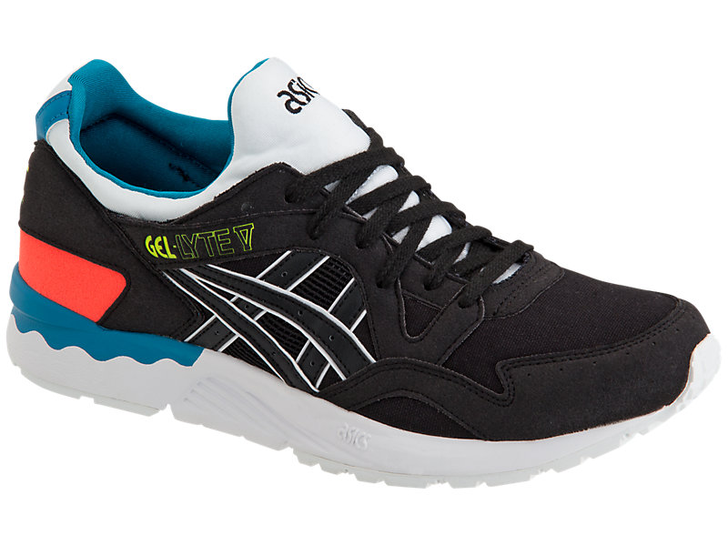 GEL-LYTE V BLACK/BLACK 5 FR