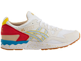 Right side view of GEL-LYTE V, WHITE/SKY