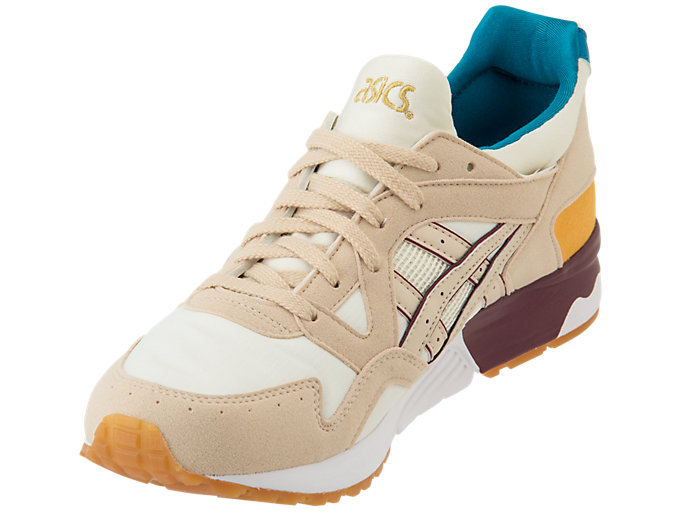Front Left view of GEL-LYTE V, BIRCH/BEIGE