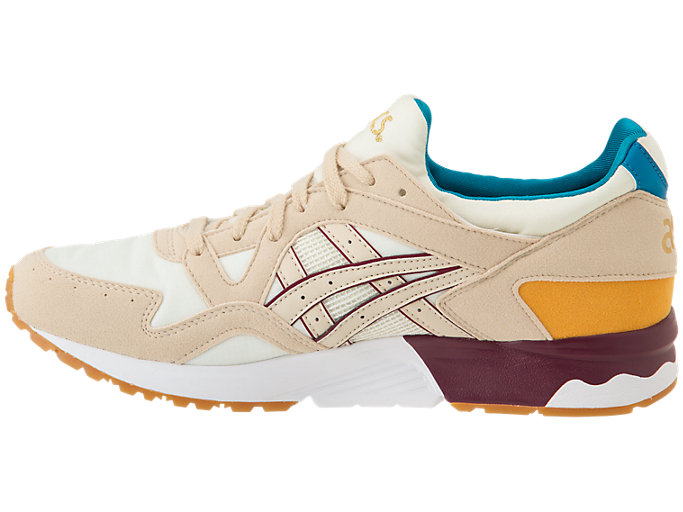 Left side view of GEL-LYTE V, BIRCH/BEIGE