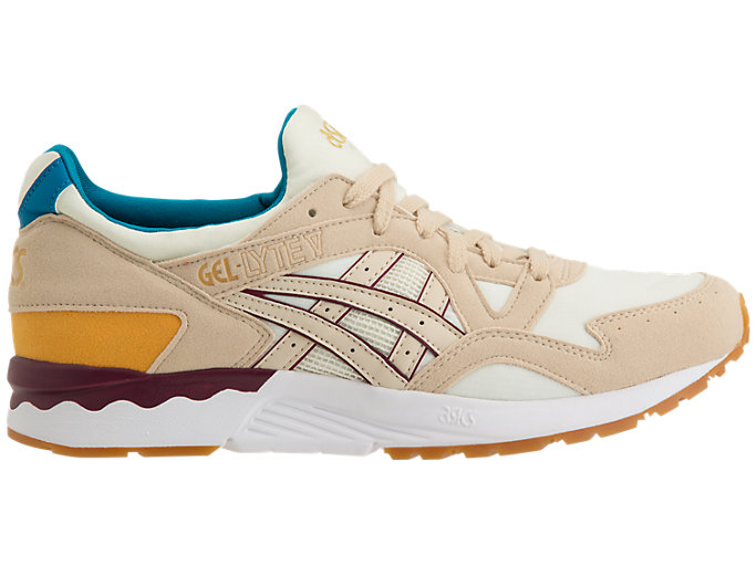 Right side view of GEL-LYTE V, BIRCH/BEIGE