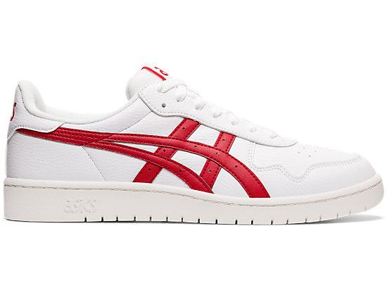 JAPAN S WHITE/SPEED RED