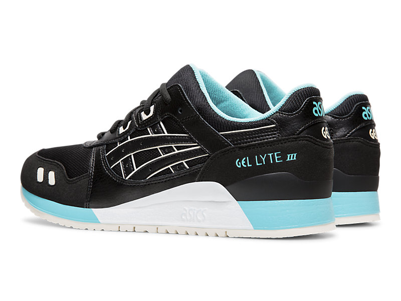 GEL-LYTE III BLACK/BLACK 9 FL