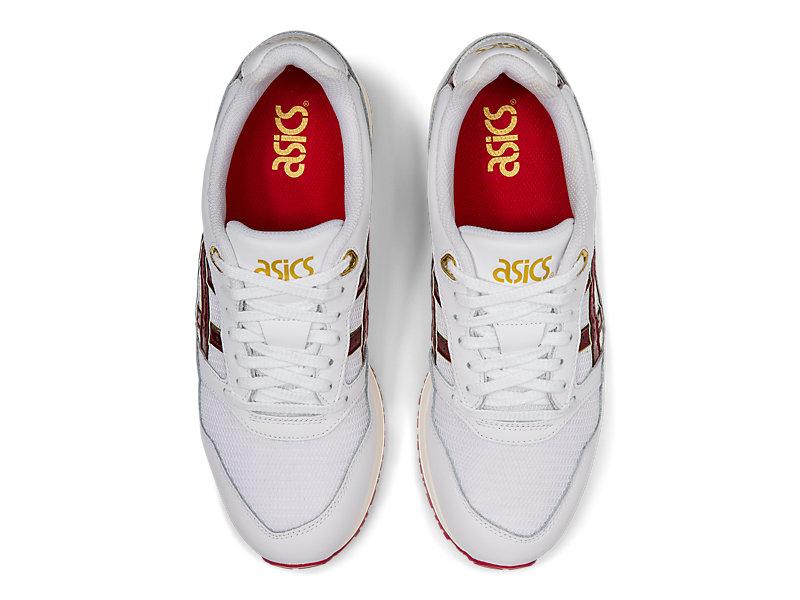 GELSAGA WHITE/SPEED RED 21 TP