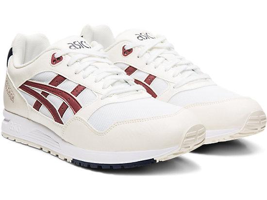 GEL-SAGA WHITE/BRISKET RED
