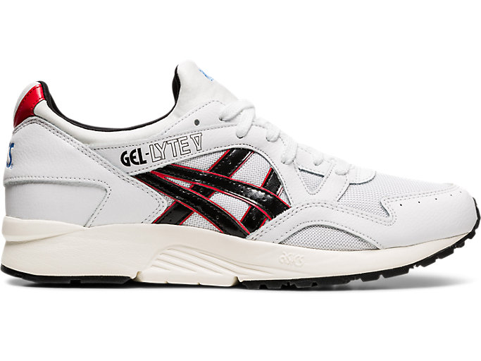 Right side view of GEL-LYTE V, WHITE/BLACK